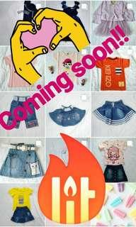 NEW NEW NEW!! COMING SOON! STAY TUNE
