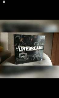 Live Dream - Rock Band Sega Toy