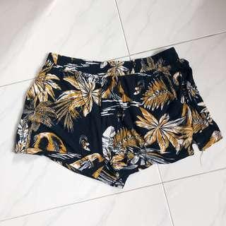 H&M Tropical Runner Shorts
