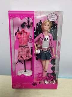 Barbie Doll 芭比娃娃公仔 粉色系列 都市女孩款