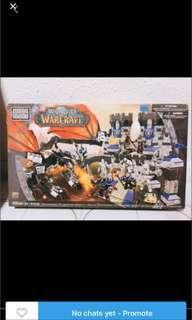 Mega Bloks - World of Warcrafts
