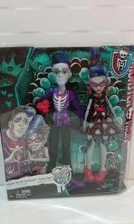 Monster High Slo Mo n Ghoulia