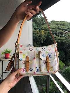 Louis Vuitton Monogram Bag - leather shoulder