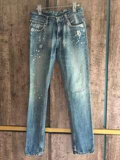 """28"""" 淺藍靚洗水牛仔褲 Jeans"""