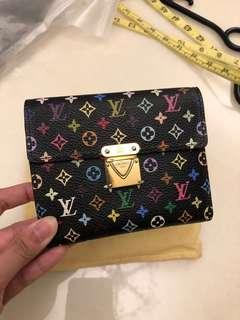 Louis Vuitton Wallet - small - multi coloured monogram