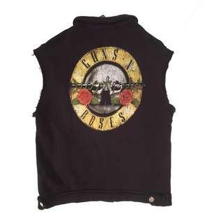 Topshop guns n roses vest