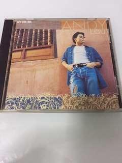CD   Andy刘德华 精选