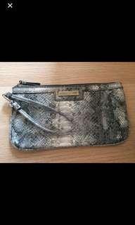 Nine West Wristlet Purse Wallet Bag