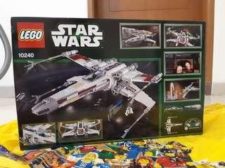 Lego Star Wars X Wing brand new sealed.