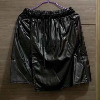 男裝 Granted 仿皮 裙褲 Faux Leather Kilt