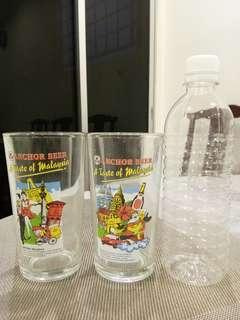 #XMAS50 Drinking glass by Anchor Beer