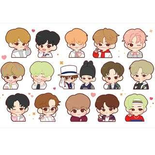 — share nct dream stickers!