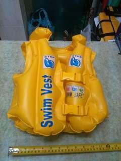 二手幼童吹氣浮潛救生衣〈完美主意者不啱〉