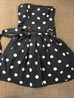 Hollister tube dress size S