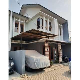 Rumah Cluster di Cipadu Full Furnished