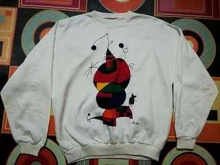 joan miro sweatshirt