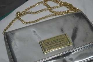 Chrome sling bag