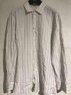 Louis Vuitton striped shirt