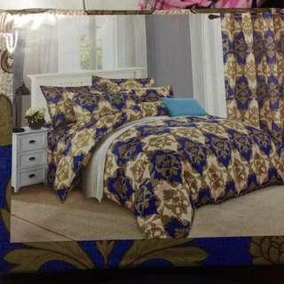 4 in 1 Bedsheet Queen Size