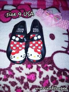 Onhand hello kitty shoes