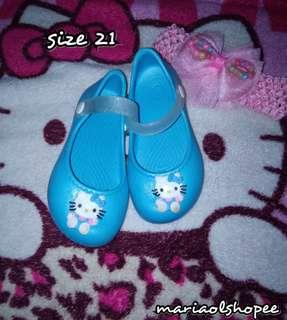 Hello kitty shoes onhand