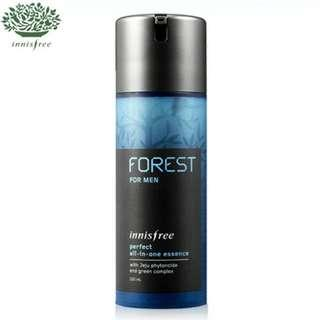 Innisfree Forest For Men Moisture All In One Essence 100m