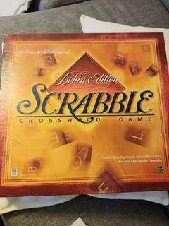 Deluxe Scrabble