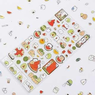 [PO] sumikko gurashi sticker sheets