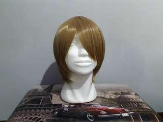 URGENT CLEARANCE Brown Cosplay Wig