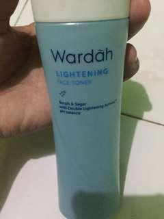 Wardah Lightening Toner