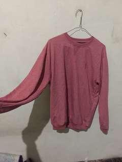 Preloved pink sweater