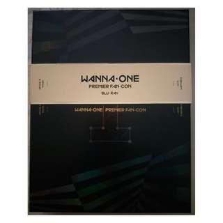 Wanna One Premier Fancon Blu-Ray