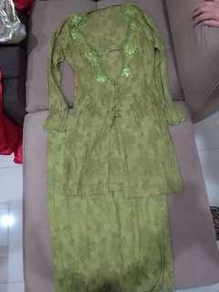 Preloved kebaya cantik size XL