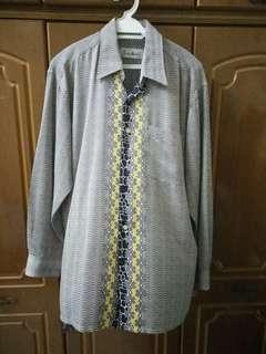 John Master Batik Shirt
