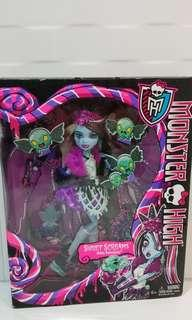 Monster high Sweet Screams Abbey - collectors item