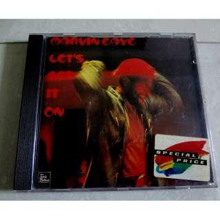 Marvin Gaye CD Let's Get It On Germany Release