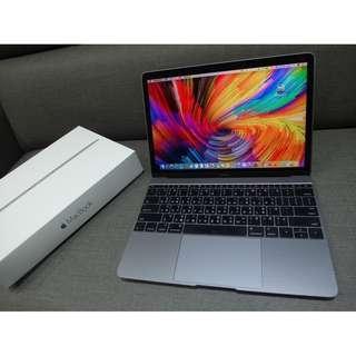 """【出售】Apple MacBook 12"""" Retina 8GB/512GB 筆記型電腦 公司貨 盒裝完整"""