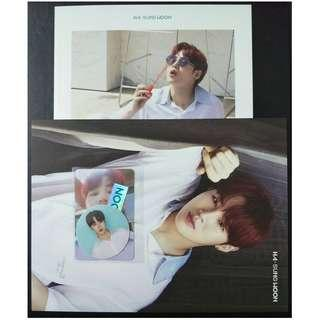 Wanna One Summer Package Sungwoon Set