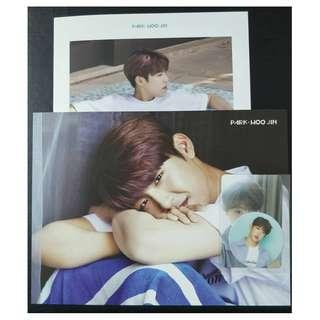 Wanna One Summer Package Woojin Set
