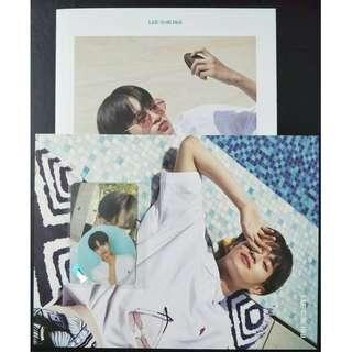 Wanna One Summer Package Daehwi Set