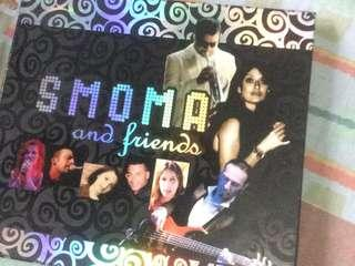 Smoma and friends CD
