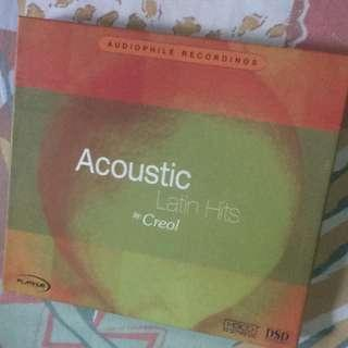 Acoustic latin hits by audiophile
