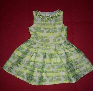 Dress anak gingersnaps