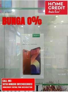 OPPO A3S Kredit Tanpa CC Tanpa Jaminan BUNGA 0% Jakarta