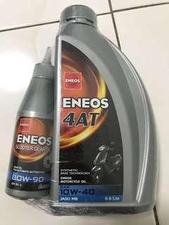 Eneos engine & gear oil