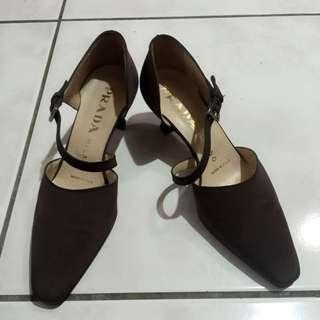 🚚 🌈限時特價🌈Prada 裸鞋