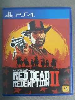 🚚 Red Dead Redemption 2