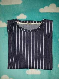 Plain Stripe Shirt