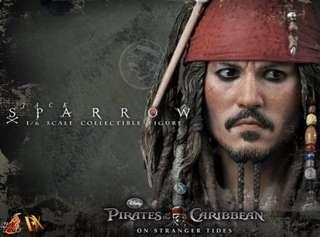 Hot Toys DX06 The Jack Sparrow