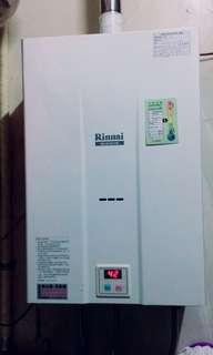 🚚 林內 12L熱水器